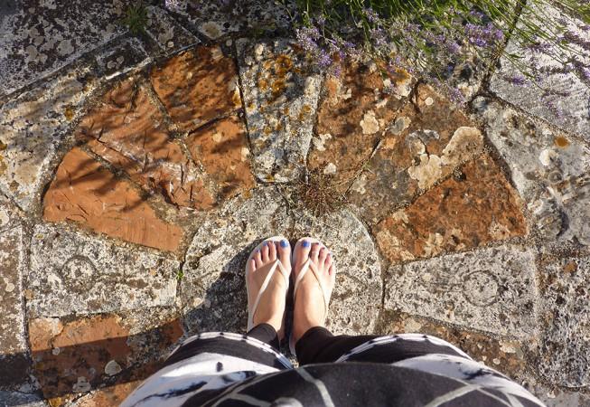 Kroatien: im Steinkreis