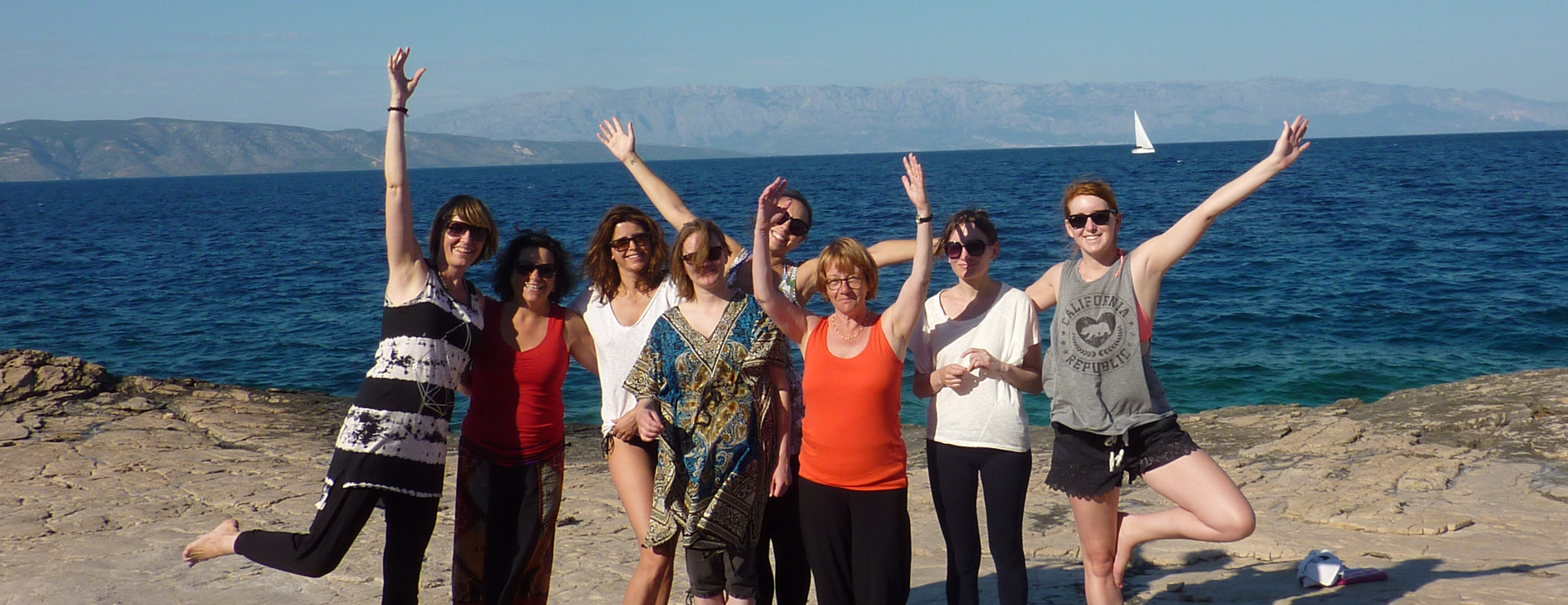 Yoga Reisen, Yoga Urlaub Kroatien