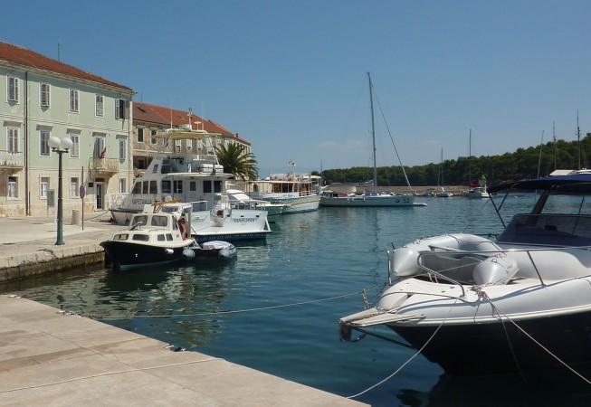 Kroatien: freier Nachmittag