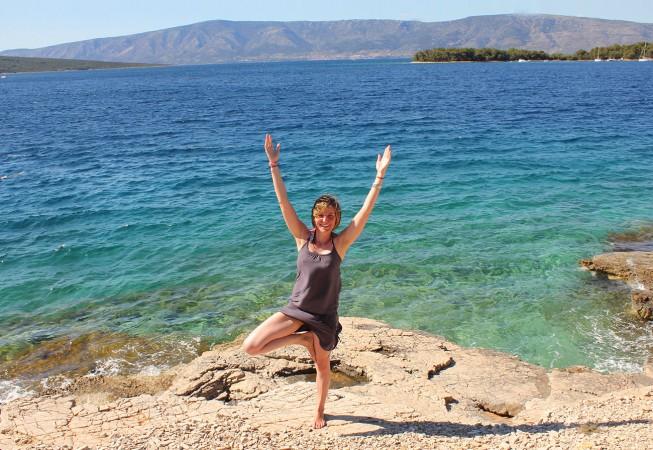 Kroatien: Soline Beach