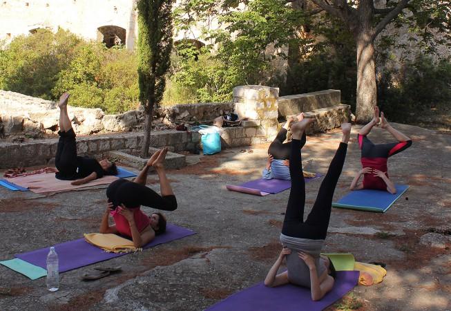 Kroatien: Yoga in Malo Grablje