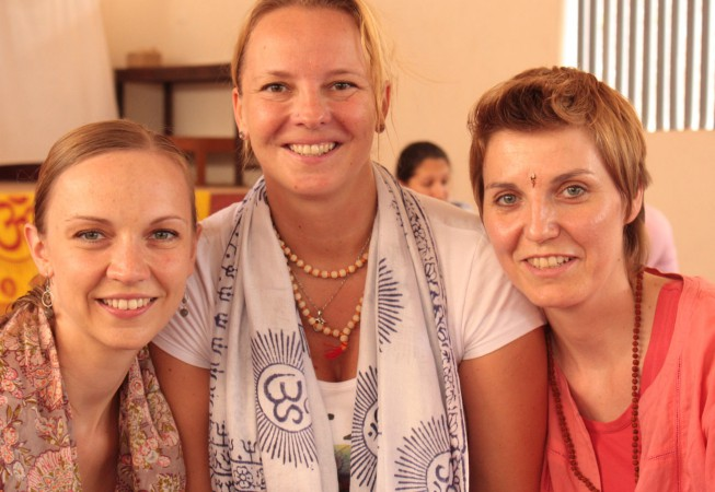 Veronika, Silja & Daniela
