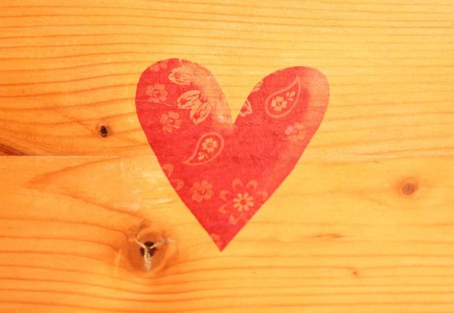 Herzen überall