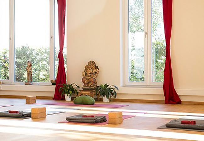 Workshop Yoga und Kreativität