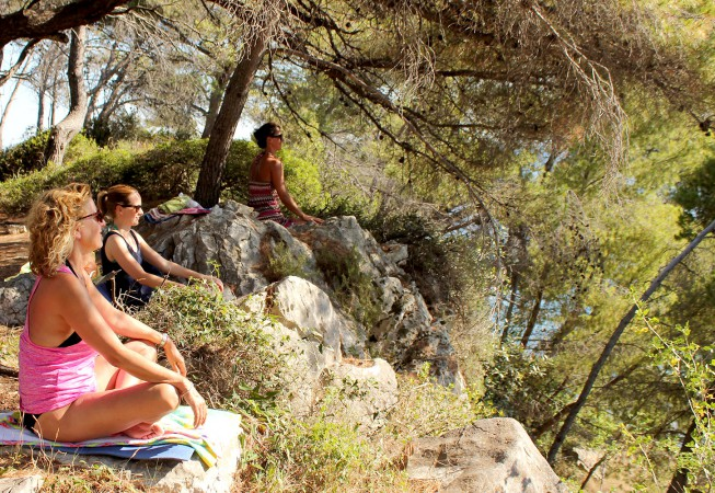 Wasse Meditation Milna