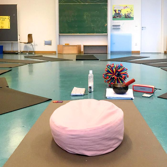 Yoga an Schulen & Kindergärten